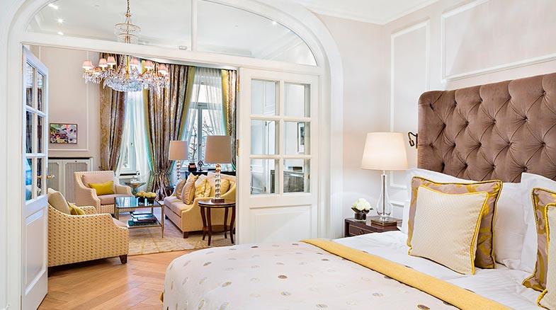 5 Sterne Luxushotel An Der Binnenalster In Hamburg Fairmont Hotel